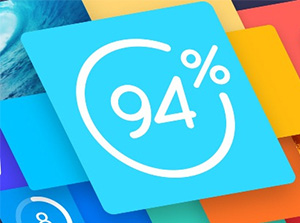 image for 94% level 31