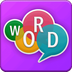 Word Crossy Peaceful level 45