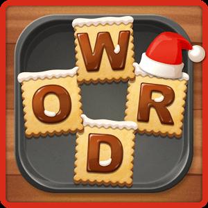 Word Cookies Cross Chocolate 1