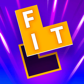 Flow Fit Round Words level 1